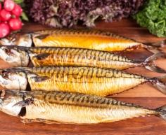 Makrelen, ganz